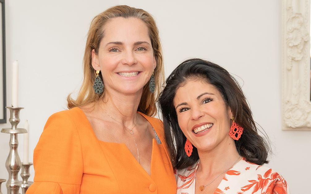Susanne Hoffmann und Romy North